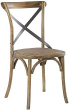 BISTROT - Chaise de table chene