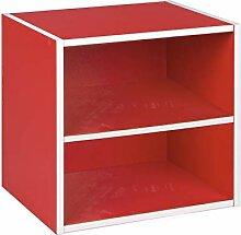 Bizzotto Cube avec étagère