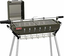 BJYG Barbecue Grill Acier Inoxydable Barbecue À