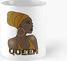 Black Queen Melanin Poppin Girl Histoire magique