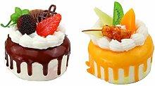 Black Temptation Faux gâteau de Cuisine gâteau