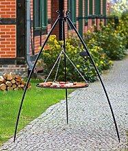 BlackOrange Barbecue suspendu XXL 200 cm avec