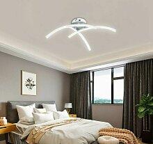 Blanc Froid Plafonnier LED, Lampe de Lustre