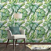 Blanketswarm Papier peint en feuille de palmier