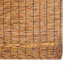 Blind bambou extérieur, rideau de roseaux,