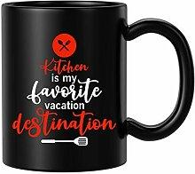 BLISSart Tasse à café ou à thé en céramique