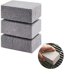 Bloc de briques de nettoyage pour Barbecue,
