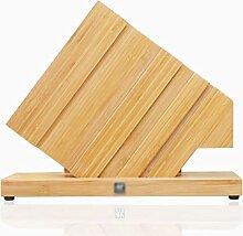 Bloc de couteaux Bamboo Cuisine Couteau