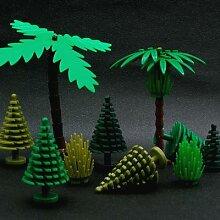Blocs de construction compatibles LegoINGlys arbre