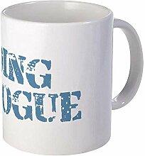 Blue Going Rogue Mug en céramique 11 oz café