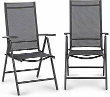 blumfeldt Almeria Garden Chair - Chaise de Jardin,