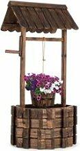 Blumfeldt Andernach Fontaine de jardin avec seau -