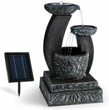 Blumfeldt fontaine solaire décoratve pour jardin