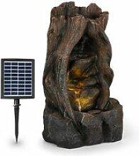 Blumfeldt magic tree fontaine solaire de jardin en