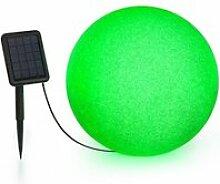 Blumfeldt shinestone solar 40  - lampe ø 40cm