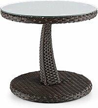 blumfeldt Tabula - Table d'appoint en rotin