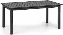 blumfeldt Toledo - Table de Jardin, Extensible,