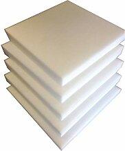 BNG 5 Plaques Mousse polyuréthane 40X40 X3cm