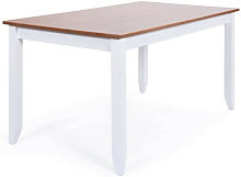 Bobochic - Table à manger WINTERLAND 160cm Blanc