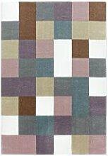 BOBOCHIC Tapis enfant CUTY 8 Multicolore 80x150