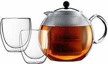Bodum - K1833-16 - Assam Tea Set - Théière à