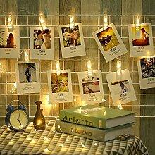 BOENTA Guirlande Lumineuse Photo Deco Chambre Ado