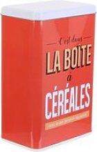 Boîte à céréales - boite de conservation