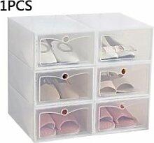 Boîte à chaussures de rangement tiroir