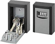 Boîte à clés murale, 4 chiffres - Serrurerie De
