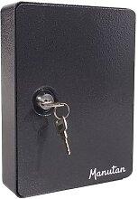 boîte à clés standard manutan (15 crochets)