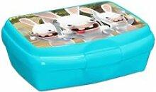 Boite à gouter - les lapins crétins - lunch box