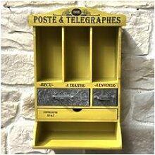 Boîte à lettre courrier boîte aux lettres