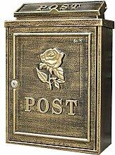 Boite a Lettre Exterieur, Boîte aux Lettres