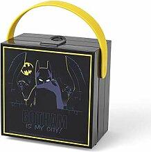 Boîte à lunch LEGO Batman avec poignée, boîte