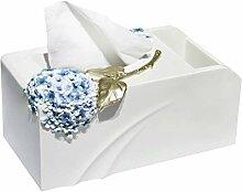 boîte à mouchoirs Boîte de tissu