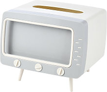 Boîte à mouchoirs TV Boîte de rangement pour