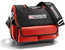 Boîte à outils textile Probag + 22 outils FACOM