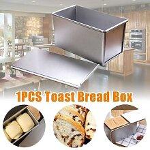Boîte à pain à Toast, plaque rectangulaire en