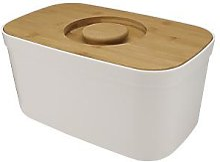 boîte à pain et planche découper bambou