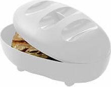 Boîte à pain Manna - Koziol blanc en matière