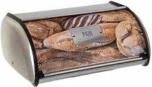 Boite à pain relief - 35 x 23,5 x 15 cm -