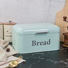 Boîte à pain Vintage, placard boîte à Snack en