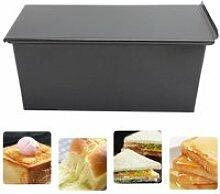 Boîte à Toasts Antiadhésive Moule de Pain en