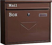 Boîte aux Lettres Boîte à Suggestions Boîte