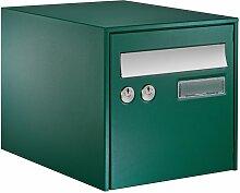 Boîte aux lettres simple face @BOX 300 - Vert -