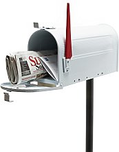 Boite aux lettres US Mailbox Design américain