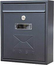 Boîte aux lettres verrouillable – Clé en