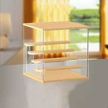 Boîte aveugle rangement présentoir acrylique