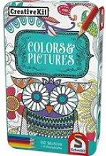 Boite de coloriage - loisirs creatifs - schmidt