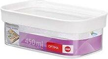 Boîte de conservation rectangulaire Optima 450 ml